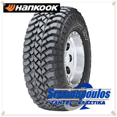 ΕΛΑΣΤΙΚΑ 31x10.50R15 HANKOOK RT03 DYNAPRO MT